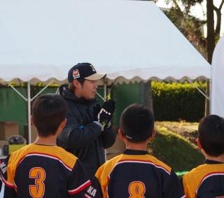 SSK野球教室