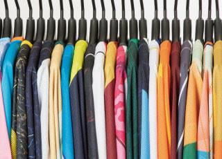 配色・柄のデザインを選択。個性豊かな柄が勢揃い!