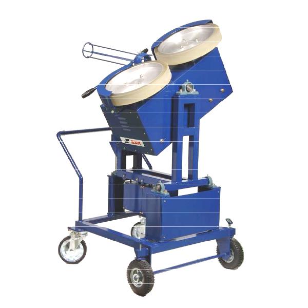 【品番:SMA50】ローター式 ピッチングマシン