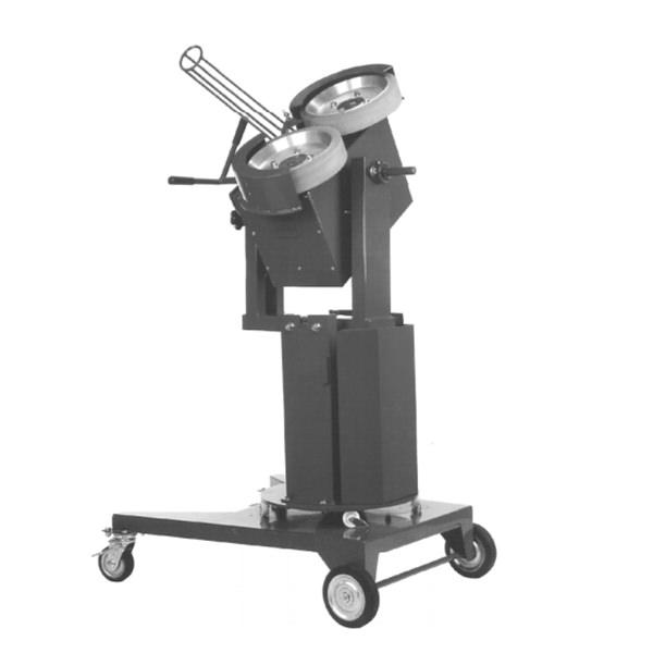 【品番:MA700】硬式全球種&ノック兼用 ピッチングマシン