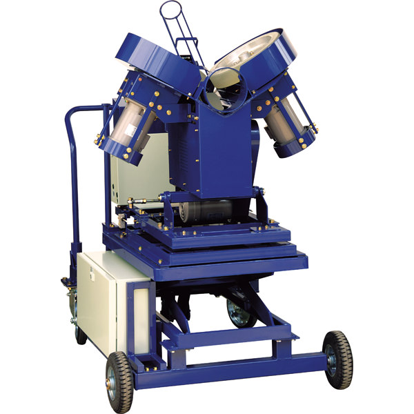 【品番:SMA91S】硬式3ローター式 ピッチングマシン