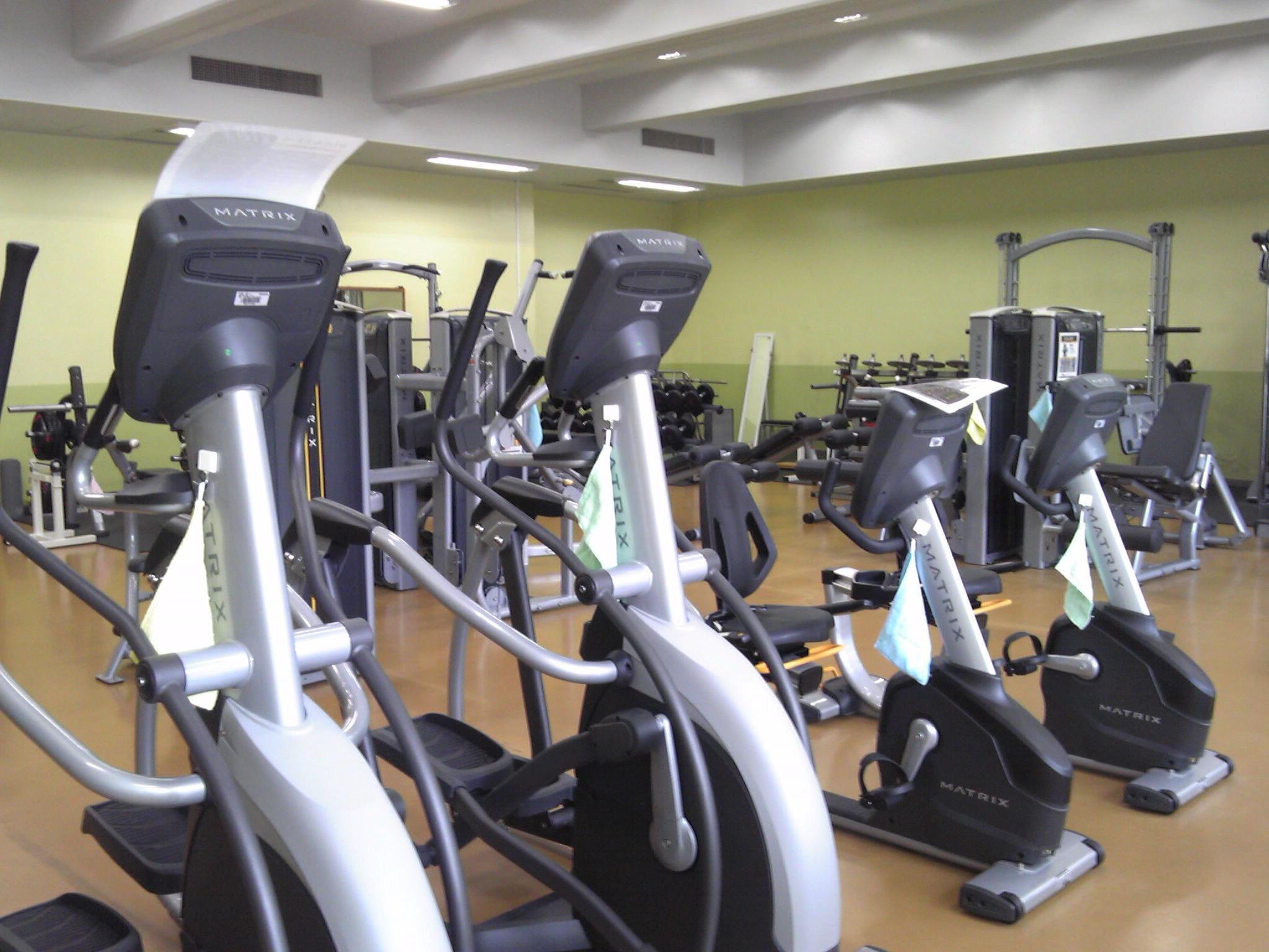 河内長野市市民総合体育館の画像