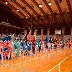 ヒュンメルで春の全国中学生ハンドボール選手権大会に協賛