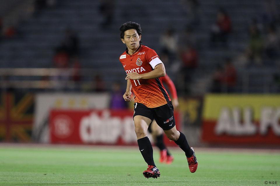 名古屋グランパス佐藤寿人 「地域密着のJクラブだからできること」