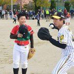 阪神・梅野選手「状況に応じて、考えるプレーを」