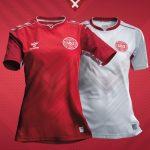 国際女性デーにデンマーク女子サッカー代表新ユニフォームを発表!