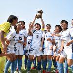 女子サッカーの普及に。「くノ一サッカー大会」に特別協賛