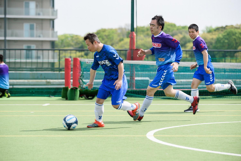 4/18 インクルーシブサッカー大会@東京 の参加者を募集!