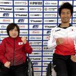 【ヒュンメル】パラアーチェリー日本代表の公式ウェアに!