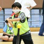 東大阪市で、ひとり親家庭を対象に野球に触れてもらうイベント