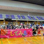 東大阪との体験型イベントで、子どもたちがスポーツに興味を持つきっかけを